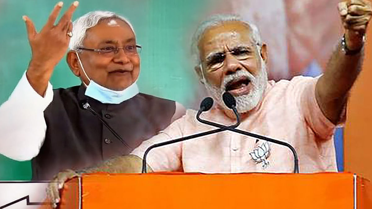 Bihar Election 2020: PM व CM की पहली संयुक्त सभाएं कल, जल, थल, वायु से होगी सभा की सुरक्षा, दिल्ली से बिहार तक हाई अलर्ट