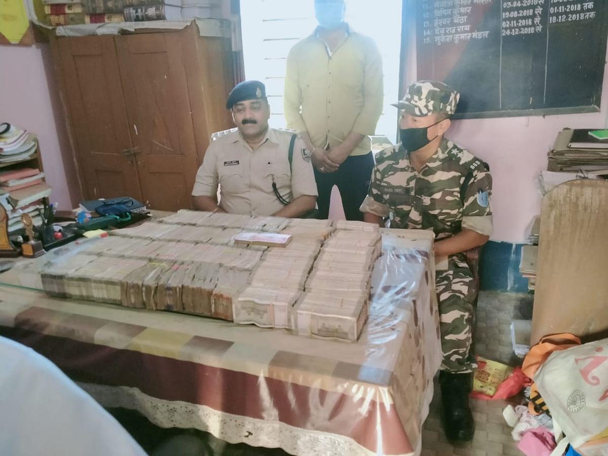 Bihar Election 2020: चुनाव से पहले चेकिंग के दौरान दरभंगा में करीब 1 करोड़ रुपये बरामद, एक गिरफ्तार, जांच में जुटी पुलिस