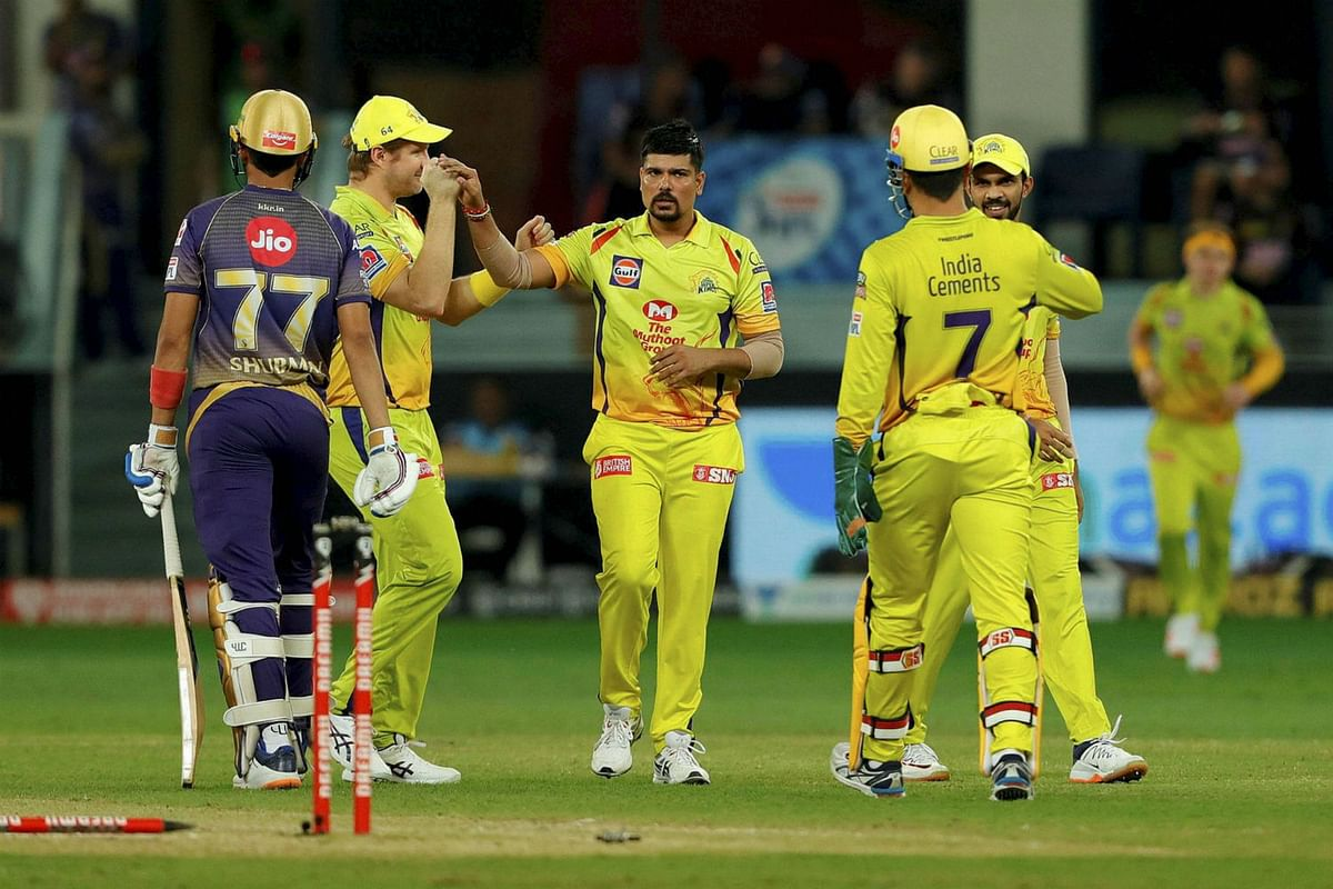 IPL 2020: चेन्नई ने बिगाड़ा कोलकाता का खेल, प्लेऑफ में पहुंची मुंबई, देखें पूरा प्वाइंट टेबल