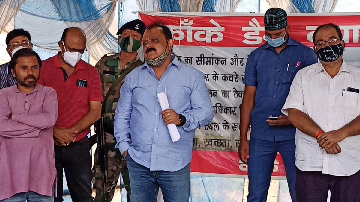 पेयजल एवं स्वच्छता मंत्री मिथिलेश कुमार ठाकुर ने कांके डैम से विस्थापित मछुआरों को ऐसे मनाया
