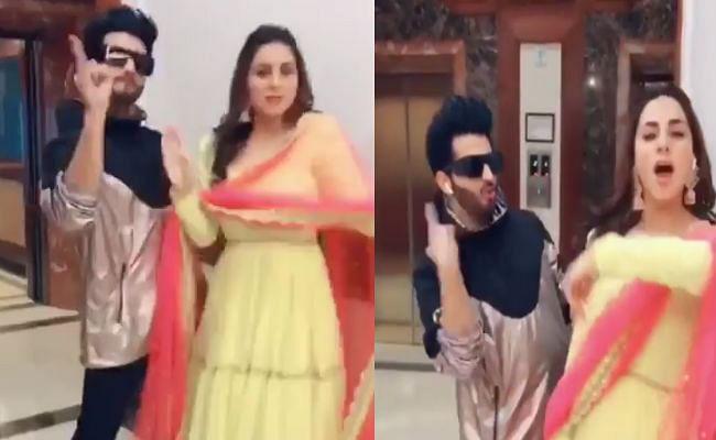 VIDEO : कंगना रनौत के इस गाने पर कुंडली भाग्य की 'प्रीता' और 'करण' ने दिखाया अपना स्वैग, फैंस बोले- आप दोनों की जोड़ी...