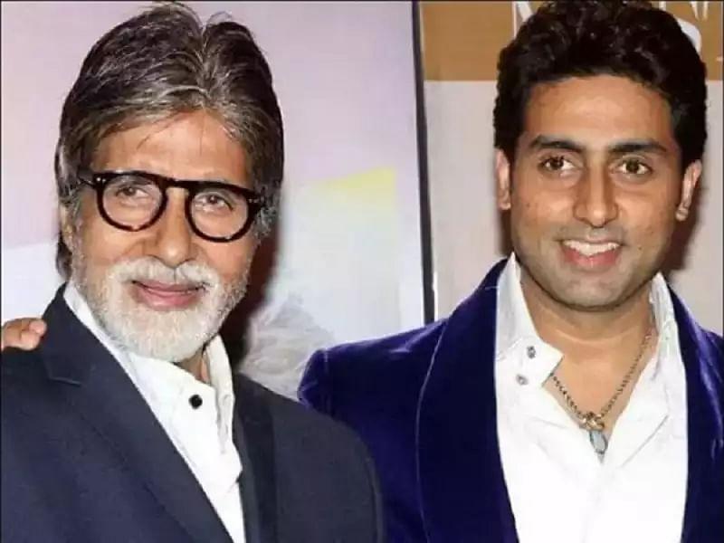 KBC के सेट से अमिताभ बच्चन ने शेयर की खास तसवीर, बोले- 'काम ही पूजा है', तो बेटे अभिषेक ने दिया ऐसा रिएक्शन