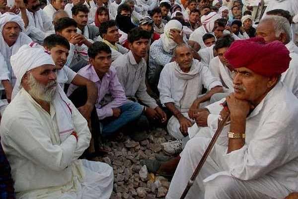 राजस्थान में फिर जोर पकड़ सकता है गुर्जर आंदोलन, किरोड़ी सिंह बैंसला ने सरकार को दी चेतावनी