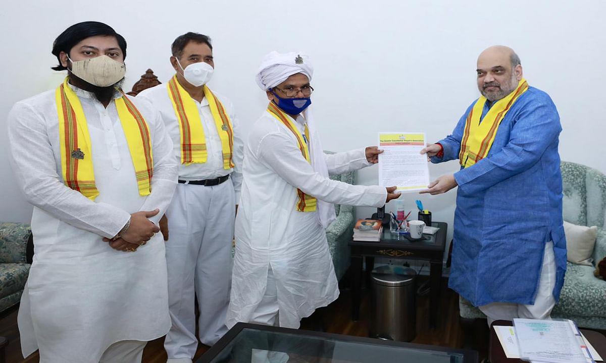 बंगाल बीजेपी ने जीजेएम प्रमुख बिमल गुरुंग का निकाला काट, राजबंशी वोटों से ममता को देगी जवाब