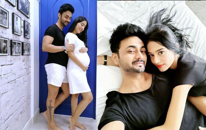 बेबी बंप के साथ अमृता राव ने शेयर की अपनी तस्वीर, कहा 'Baby Coming Soon'