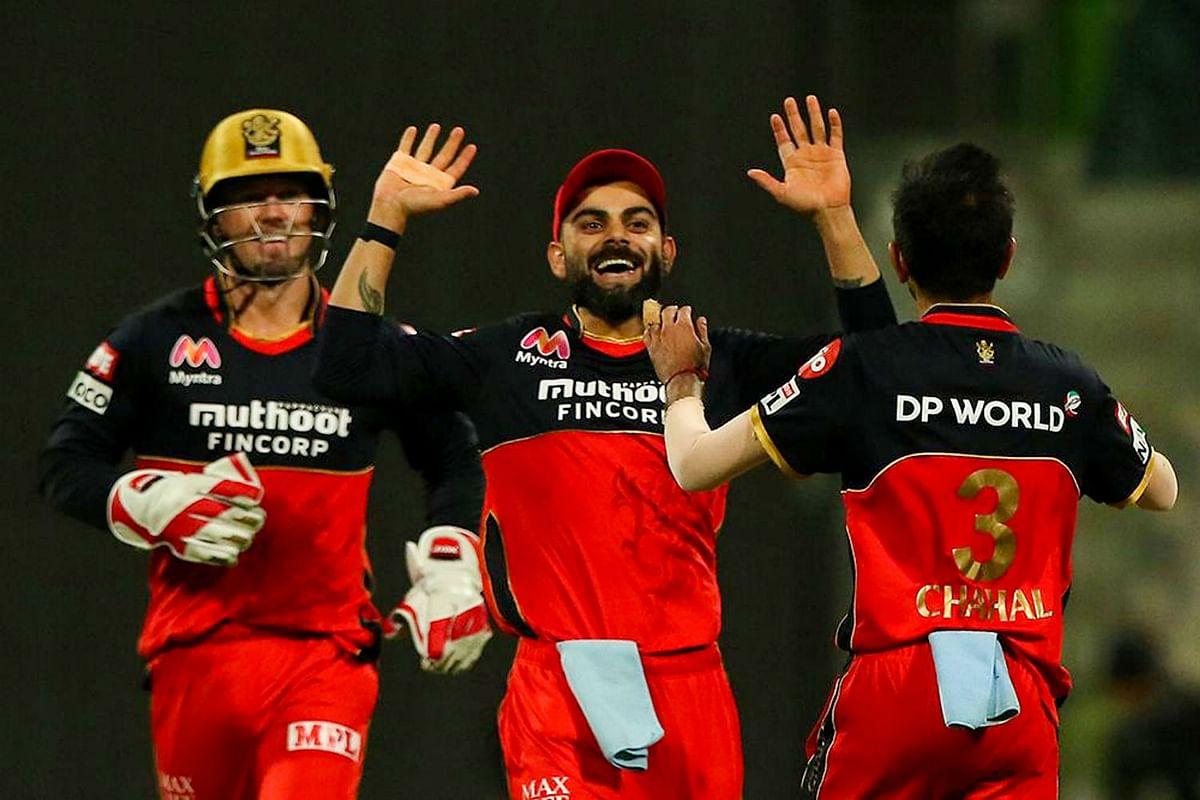 IPL 2020 KKR vs RCB: जीत के बाद बोले कोहली, हमारे पास प्लान ए, प्लान बी और प्लान सी तीनों हैं