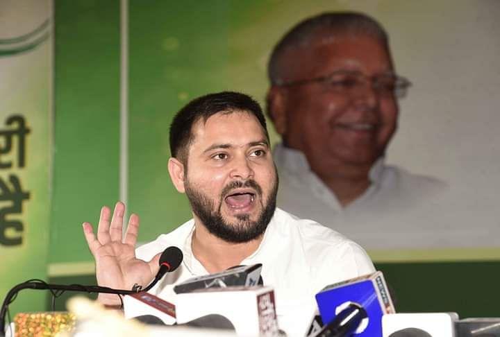 Bihar Chunav 2020, LIVE Update:  तेजस्वी यादव की सुरक्षा व्यवस्था बढ़ाई जाए , राजद नेता मनोज झा ने चुनाव आयोग से की अपील