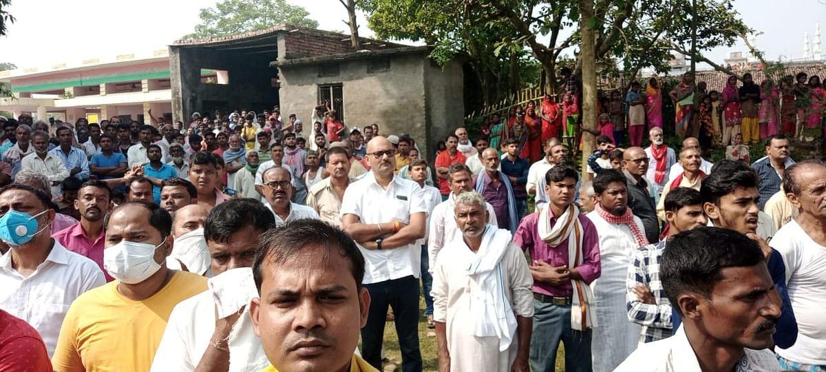 Bihar Election 2020, Live Update: श्रीनारायण सिंह की हत्या के बाद शिवहर में सुरक्षा कड़ी, तेजस्वी यादव ने की कड़ी कार्रवाई की मांग