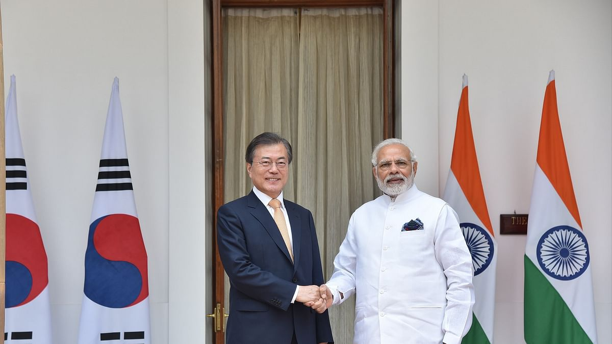 पीएम मोदी ने दक्षिण कोरिया के राष्ट्रपति से फोन पर की बात, इन मुद्दों पर हुई वार्ता
