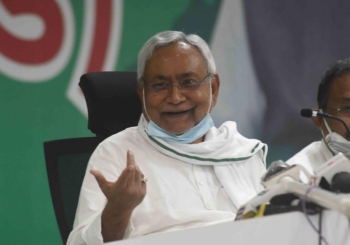 Bihar Chunav : नीतीश का दावा, छह लाख को नौकरियां दीं, सभी को रोजगार देने पर अब हमारा फोकस