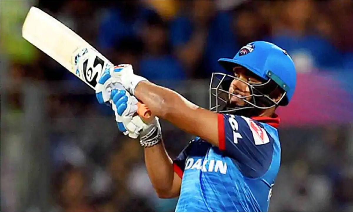 पंत को ग्रेड एक की चोट, दिल्ली के प्लेइंग इलेवन में होगी इस विस्फोटक बल्लेबाज की एंट्री