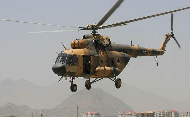 अफगानिस्तान में वायुसेना के हेलिकॉप्टरों में टक्कर, 15 लोगों के मारे जाने की खबर