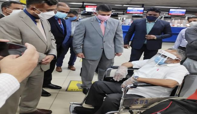 एयर बबल व्यवस्था के तहत बांग्लादेश से शुरू हुई विमान सेवा, तत्काल मेडिकल सहायता के इच्छुक लोगों को राहत