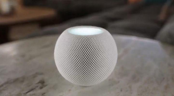 apple home pod mini launch features