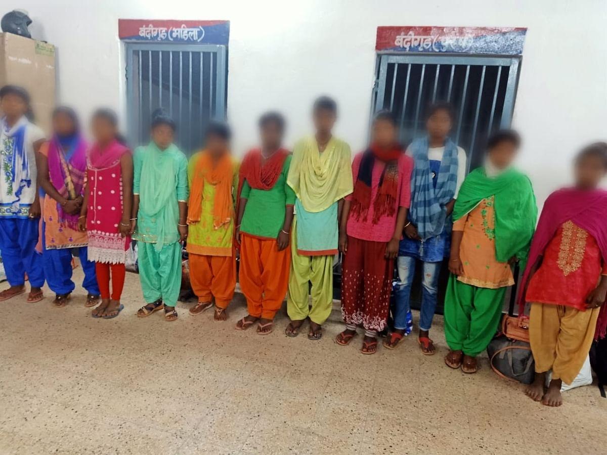 IRCTC/Indian Railways : ह्यूमन ट्रैफिकिंग की शिकार होने से बचीं 14 लड़कियां, आरपीएफ ने इन्हें कैसे बचा लिया ? पढ़िए ये रिपोर्ट