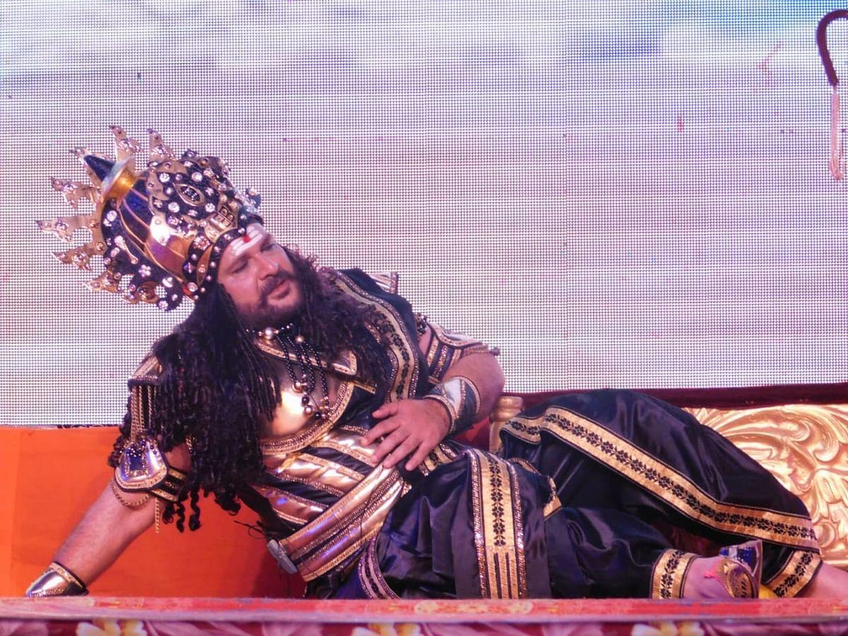 'जय लंकेश', 'जय रावण' के जयघोष के साथ मनाया गया दशहरा , रावण की हुई पूजा