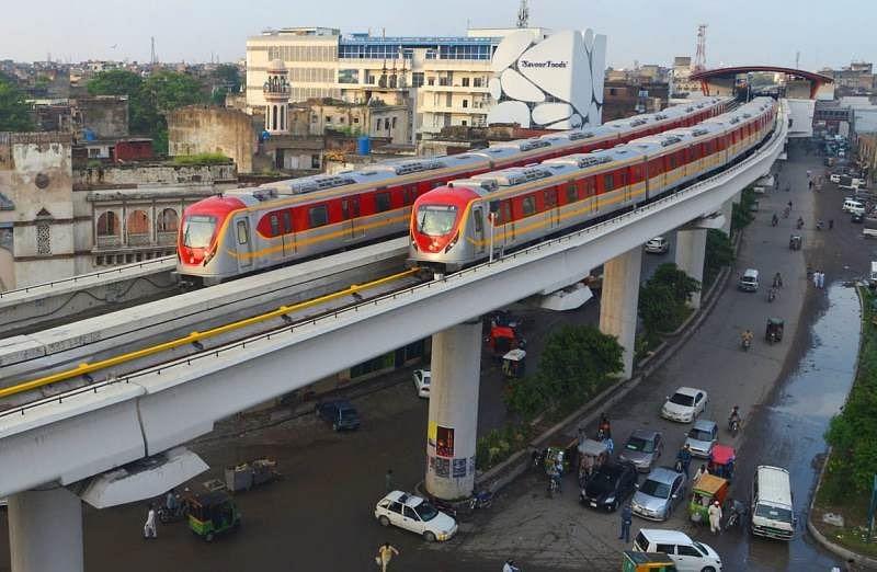 CPEC मेट्रो रेल प्रोजेक्ट