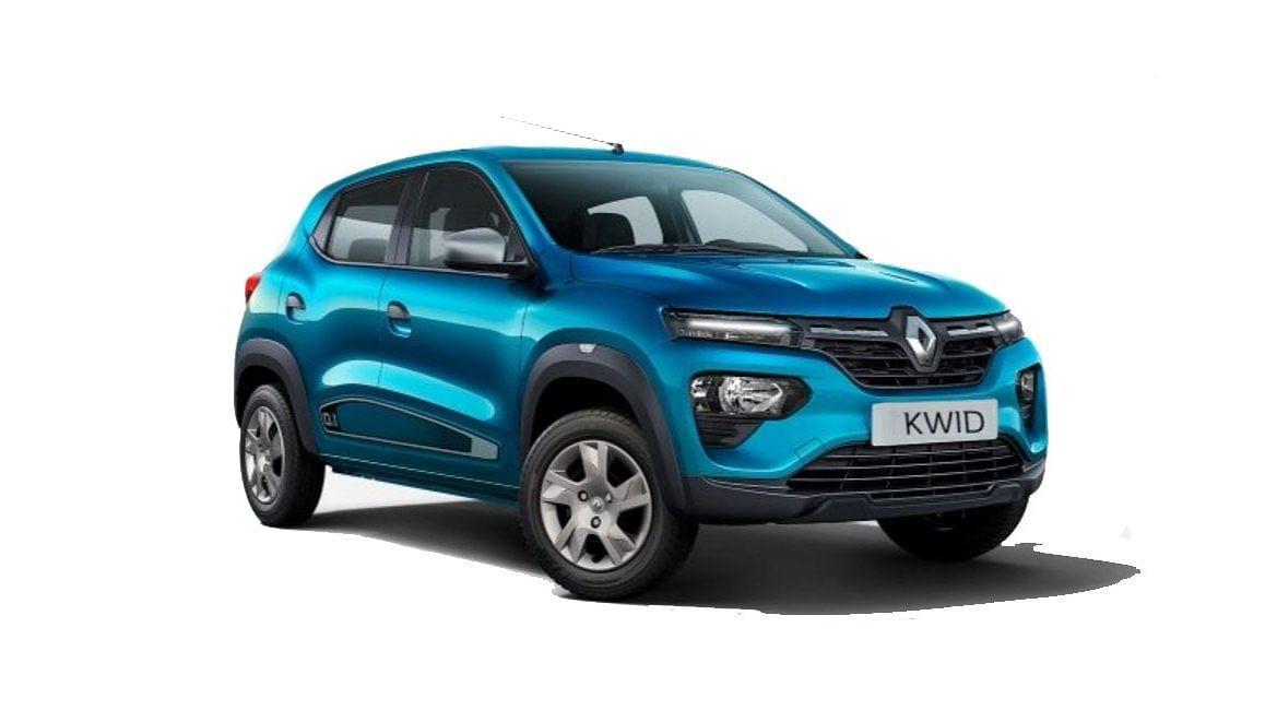 Renault Kwid BS6