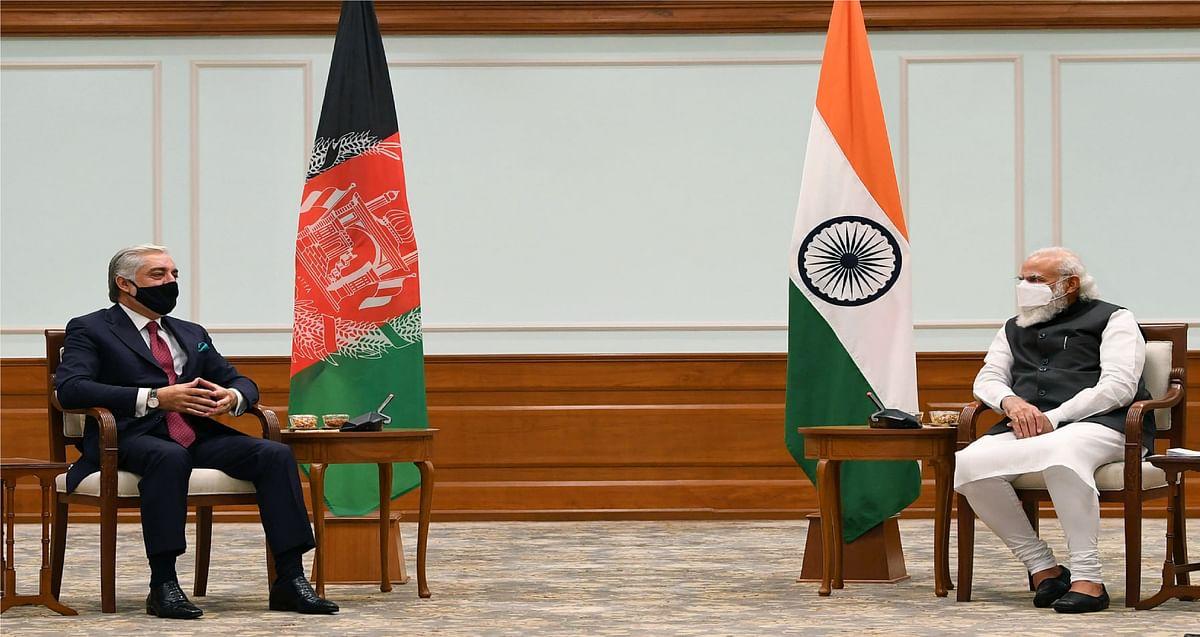 पीएम मोदी की अफगान नेता से हुई मुलाकात, पढ़ें किन मुद्दों पर बनी सहमति