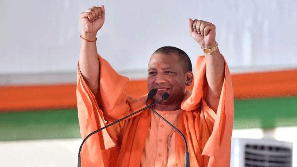 Bihar Election 2020: बिहार की पहली रैली में बोले CM योगी- राजद और कांग्रेस कभी विकास की बात नहीं करते