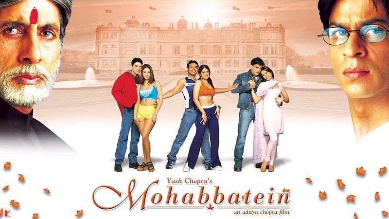 'मोहब्बतें' के 20 साल पूरे, अमिताभ के फिल्मी कैरियर को इस फिल्म से मिला था जीवन-दान, महानायक ने ट्विटर पर जताया आभार