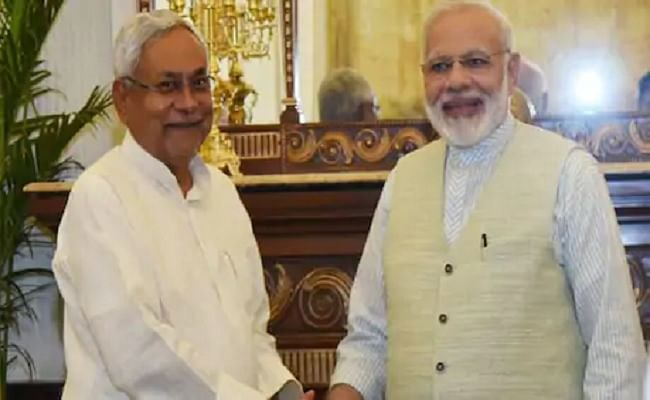 Bihar Chunav 2020 : भाजपा ने फिर दोहराया, बिहार में नीतीश कुमार हैं NDA के नेता