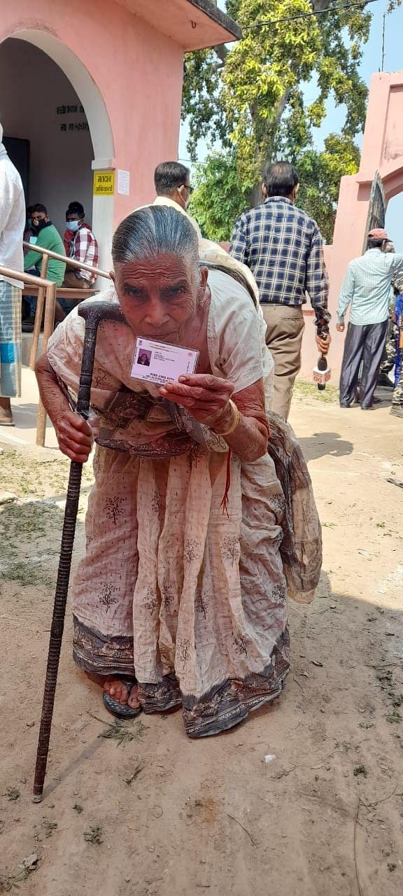 Bihar Chunav 1st Phase Voting, भागलपुर, मुंगेर, बांका, जमुई व लखीसराय में कैसा रहा मतदान, जानें ताजा अपडेट...