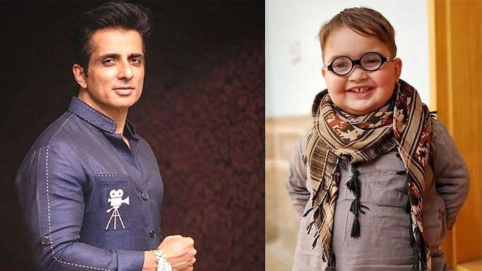 सोनू सूद को पाकिस्तानी बच्चे अहमद शाह ने भेजा क्यूट मैसेज, 'पीछे तो देखो'  वाले Memes से हुआ था फेमस, देखें Video