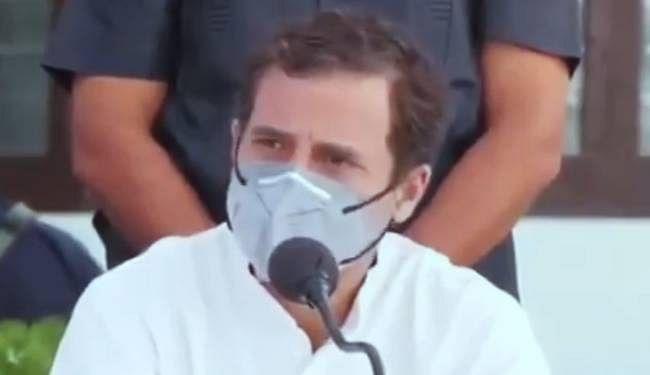 योगी आदित्यनाथ में हाथरस की घटना को 'त्रासदी' कहने की शालीनता होनी चाहिए थी : राहुल गांधी