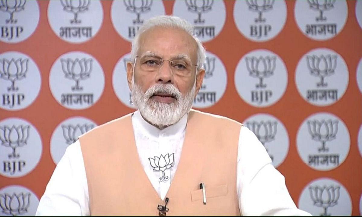 PM Modi Speech: 'गुलामी से मुक्ति चाहती है जनता, बंगाल में इस बार आसोल पोरिबोर्तन तय'- आखिरी रैली में बोले पीएम मोदी