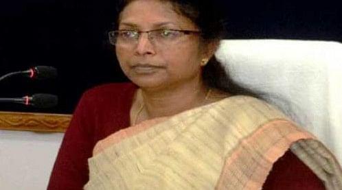 Dumka by election 2020 : दुमका से भाजपा प्रत्याशी डॉ लुइस मरांडी ने किया नामांकन
