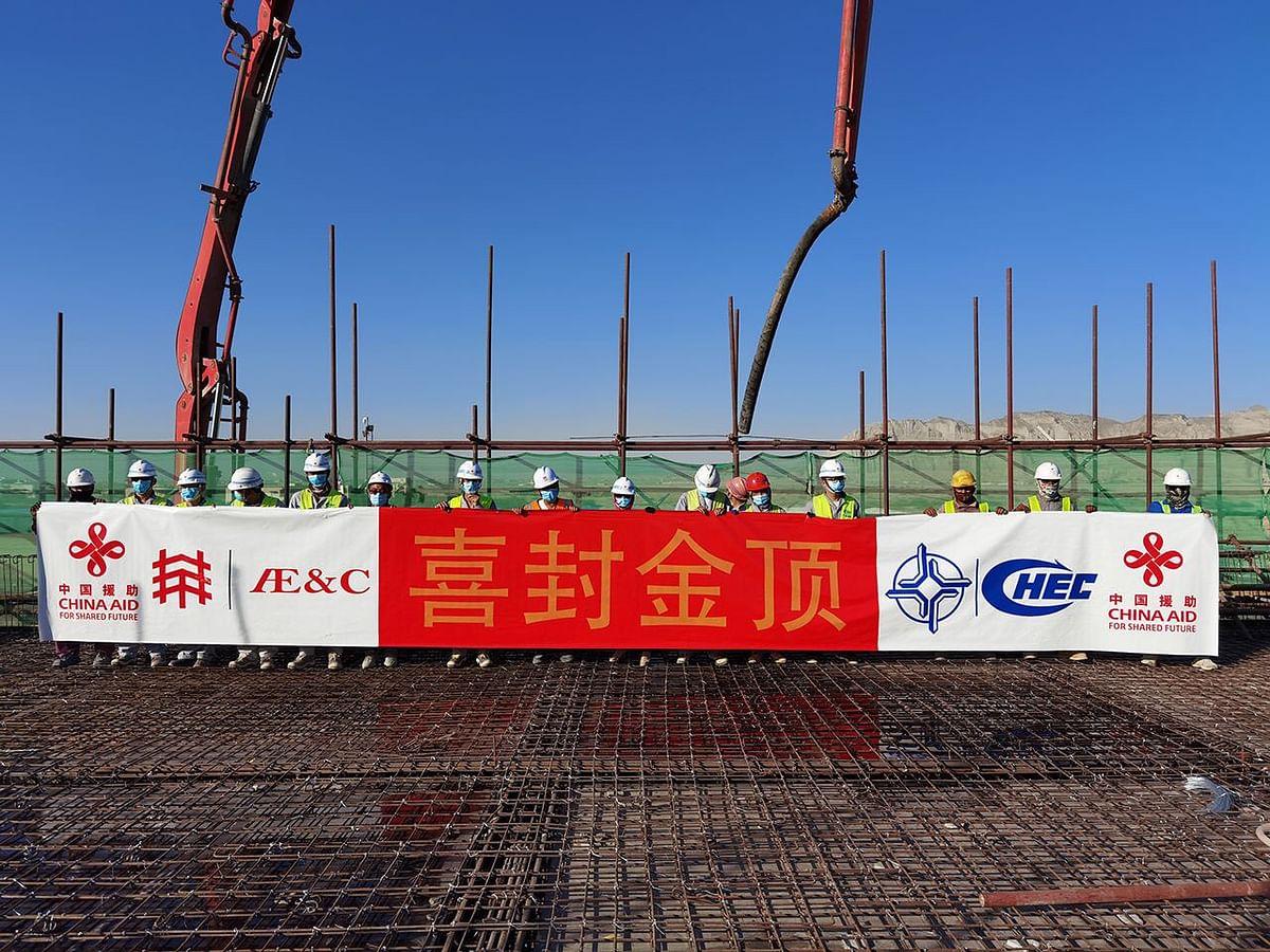 CPEC प्रोजेक्ट