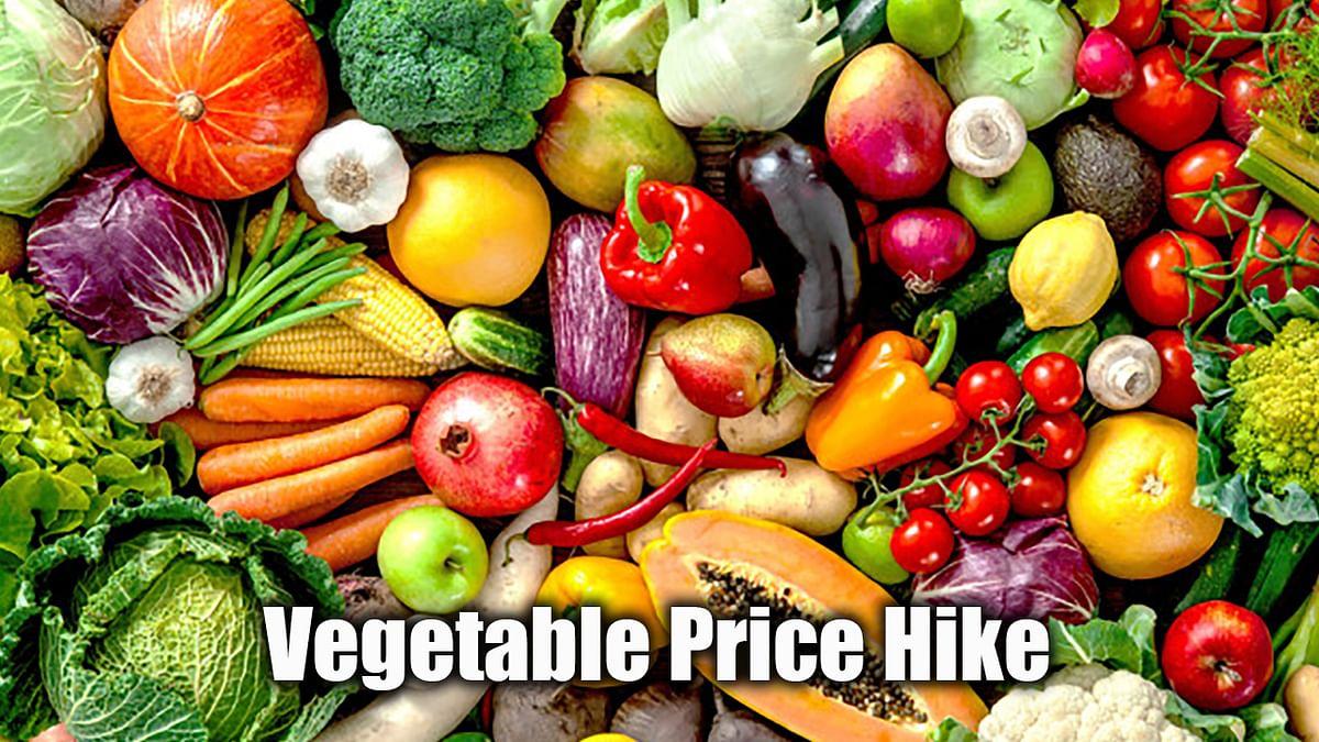 बिहार की थाली में परोसी जा रहीं दूसरे राज्यों की सब्जियां, एक सप्ताह में 25 फीसदी बढ़ गए दाम