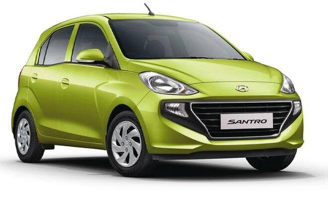 Hyundai Santro BS6