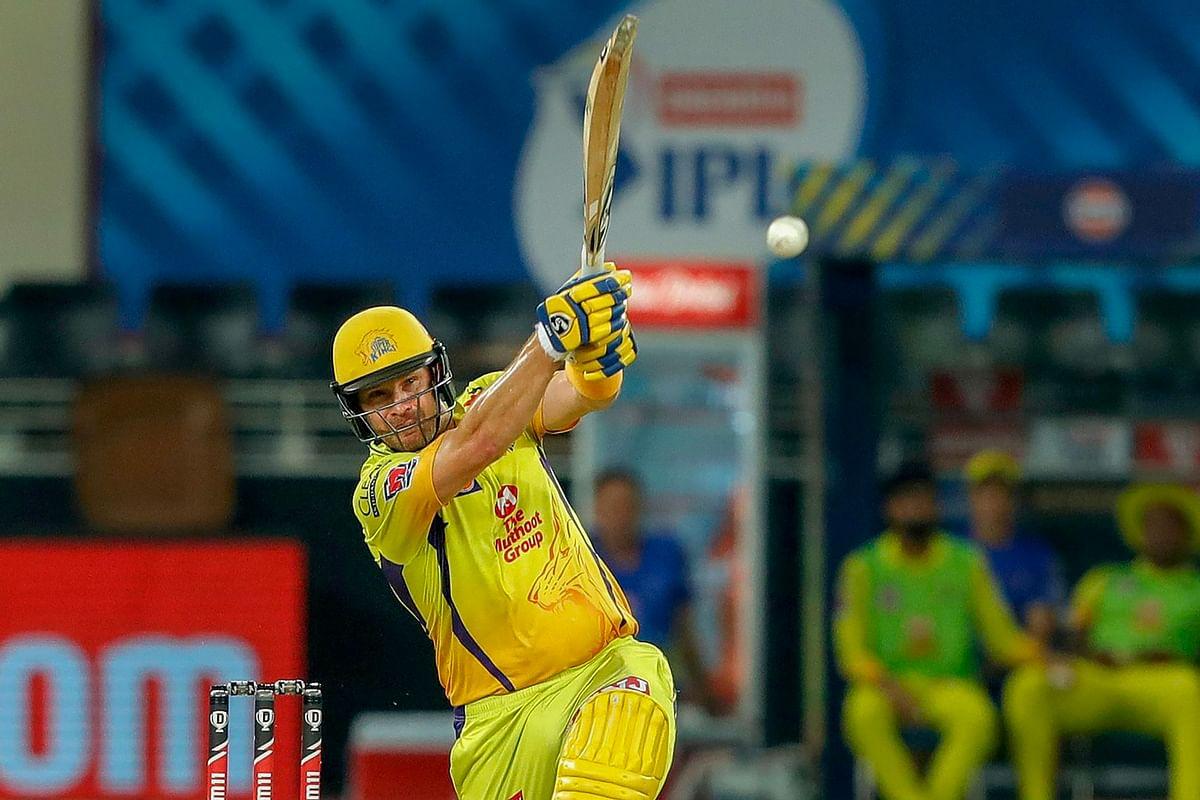 IPL 2020, CSK vs KKR, Live Score : चेन्नई को पहला झटका, वॉटसन 14 रन बनाकर आउट, CSK 80/1