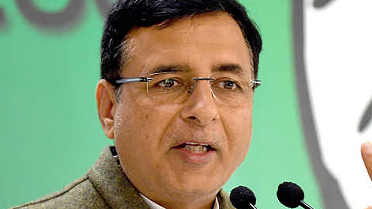 रणदीप सुरजेवाला Interview, JDU-BJP को बताया 15 वर्षों की टॉयर्ड व रिटायर्ड सरकार, कहा- बिहार चुनाव 2020 में महागठबंधन करेगी 170 का आंकड़ा पार