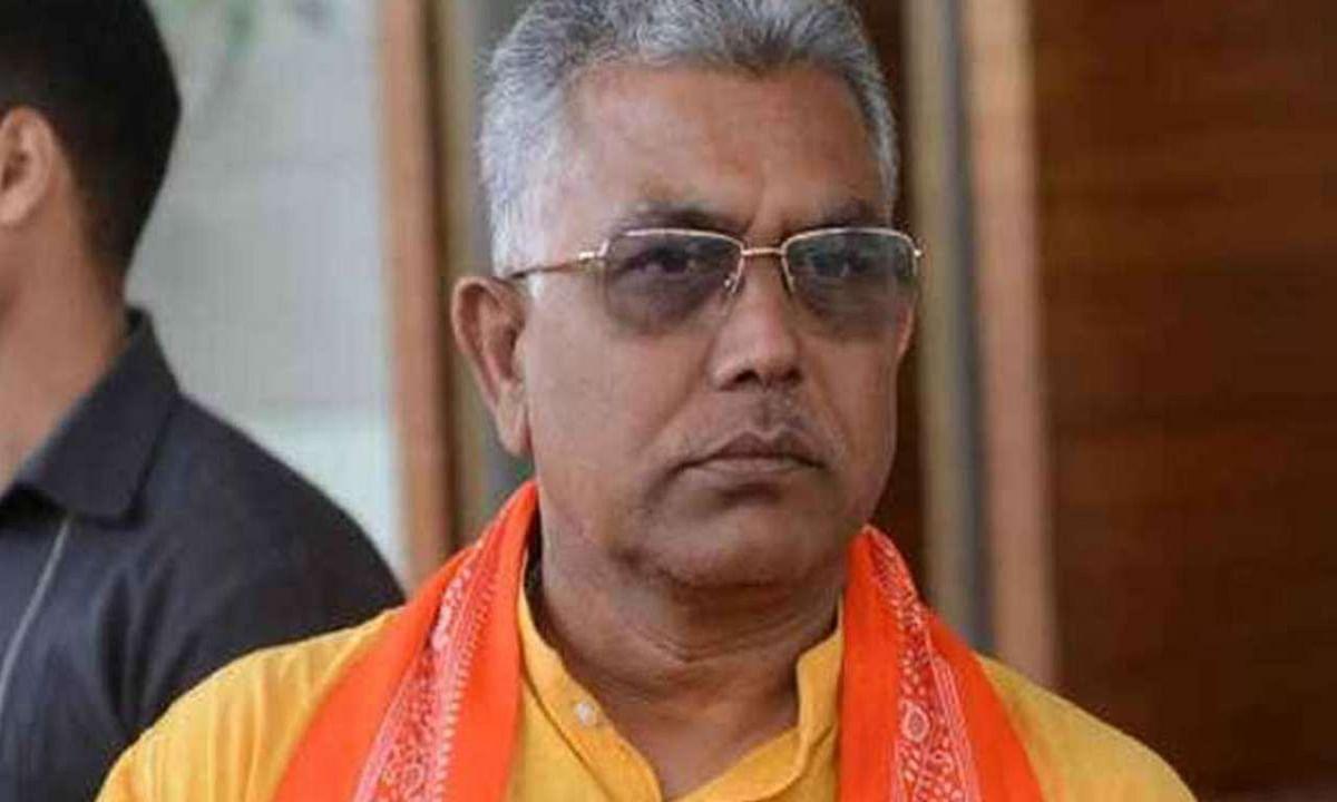 बंगाल प्रदेश बीजेपी अध्यक्ष दिलीप घोष ने कोरोना को दी मात, स्वस्थ होकर लौटे घर
