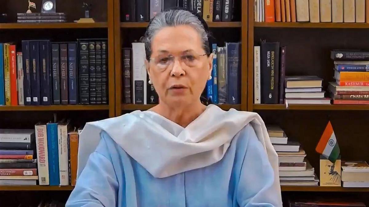 बिहार विधानसभा चुनाव 2020: सोनिया गांधी आज करेंगी वर्चुअल चुनावी रैली, पूर्वी चंपारण में  बापू की प्रतिमा का अनावरण