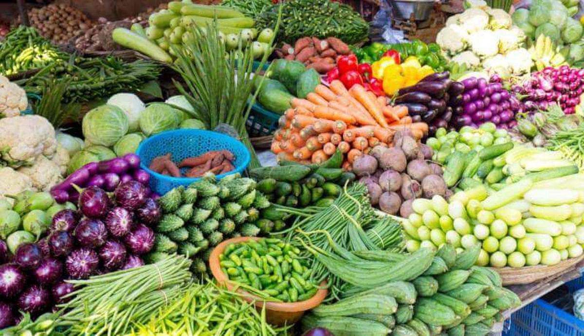 vegetables price in jharkhand : महंगाई की मार आलू 45 और प्याज 80 किलो हुआ, हरी सब्जियों के भाव में भी तेजी