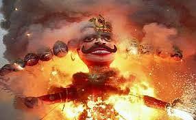 Durga puja 2020 in jharkhand : 72 वर्षों में पहली बार रांची में नहीं होगा रावण दहन