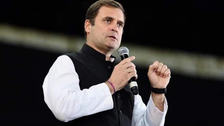 Bihar Vidhan Sabha Chunav : रैली से पहले राहुल का JDU-BJP सरकार पर वार, कहा..