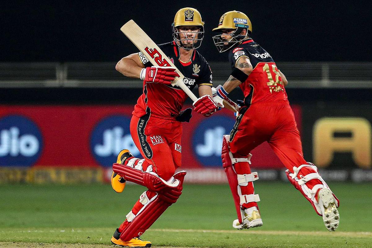 IPL 2020 RCB vs RR : डिविलियर्स के तूफान में उड़ा राजस्थान, 7 विकेट से आरसीबी की धमाकेदार जीत