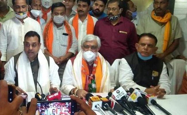 Bihar election: प्रधानमंत्री की रैली के पहले संबित पात्रा पहुंचे भागलपुर, कहा- पीएम मोदी के आने के बाद NDA का और बढ़ेगा वोट प्रतिशत