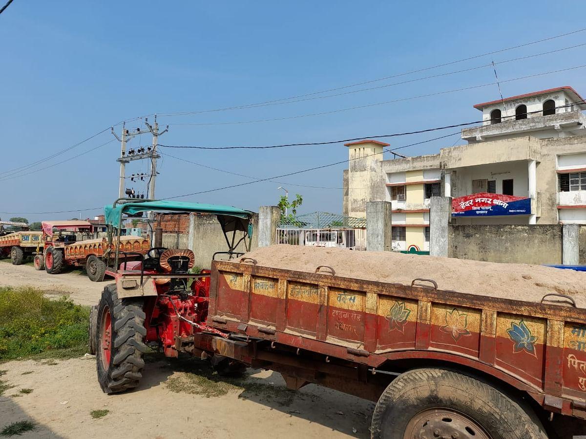 Bihar News: अवैध बालू खनन मामले में एक और कार्रवाई, सहकारिता विभाग के दो प्रसार पदाधिकारी सस्पेंड