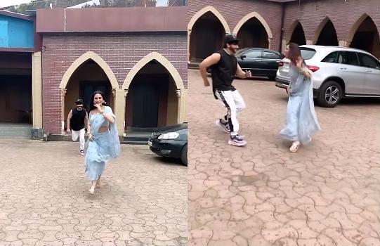 'चुरा के दिल मेरा गोरिया चली' गाने पर दिखा कुंडली भाग्य के 'करण' और 'प्रीता' का अनोखा अंदाज, खूब वायरल हो रहा VIDEO