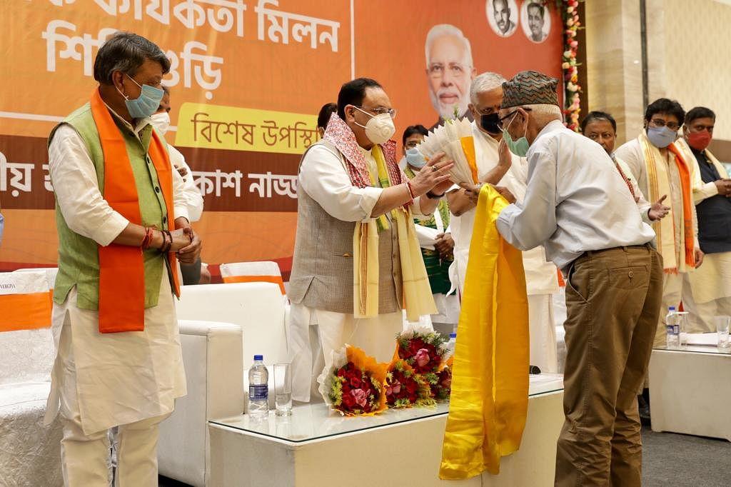 पश्चिम बंगाल में सीएए लागू होकर रहेगा, बोले भाजपा अध्यक्ष जेपी नड्डा