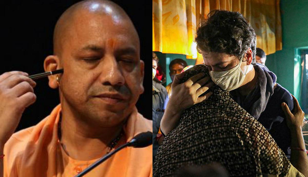 Hathras Gagrape case : हाथरस मामले की सीबीआई से जांच कराएगी यूपी सरकार, सीएम योगी ने दिए आदेश