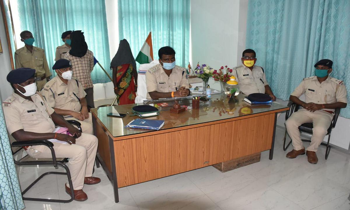 बहेरा गांव में प्रेमी संग पत्नी ने करायी पति राजमुनी की हत्या, पुलिस जांच में हुआ खुलासा