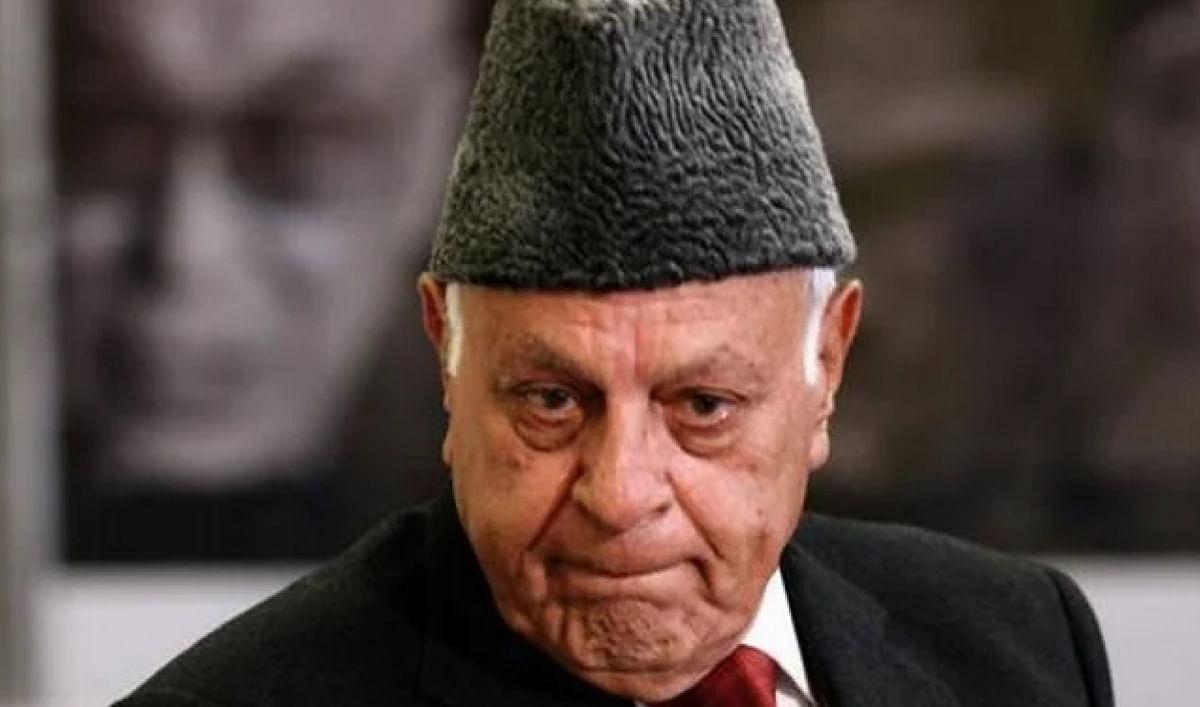 फारूक अब्दुल्ला का विवादित बयान, चीन की मदद से जम्मू कश्मीर में दोबारा लागू हो सकता है अनुच्छेद 370