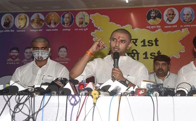 बिहार चुनाव 2020 : चिराग का नीतीश से सवाल, आपने पिछले 15 साल में क्या किया?